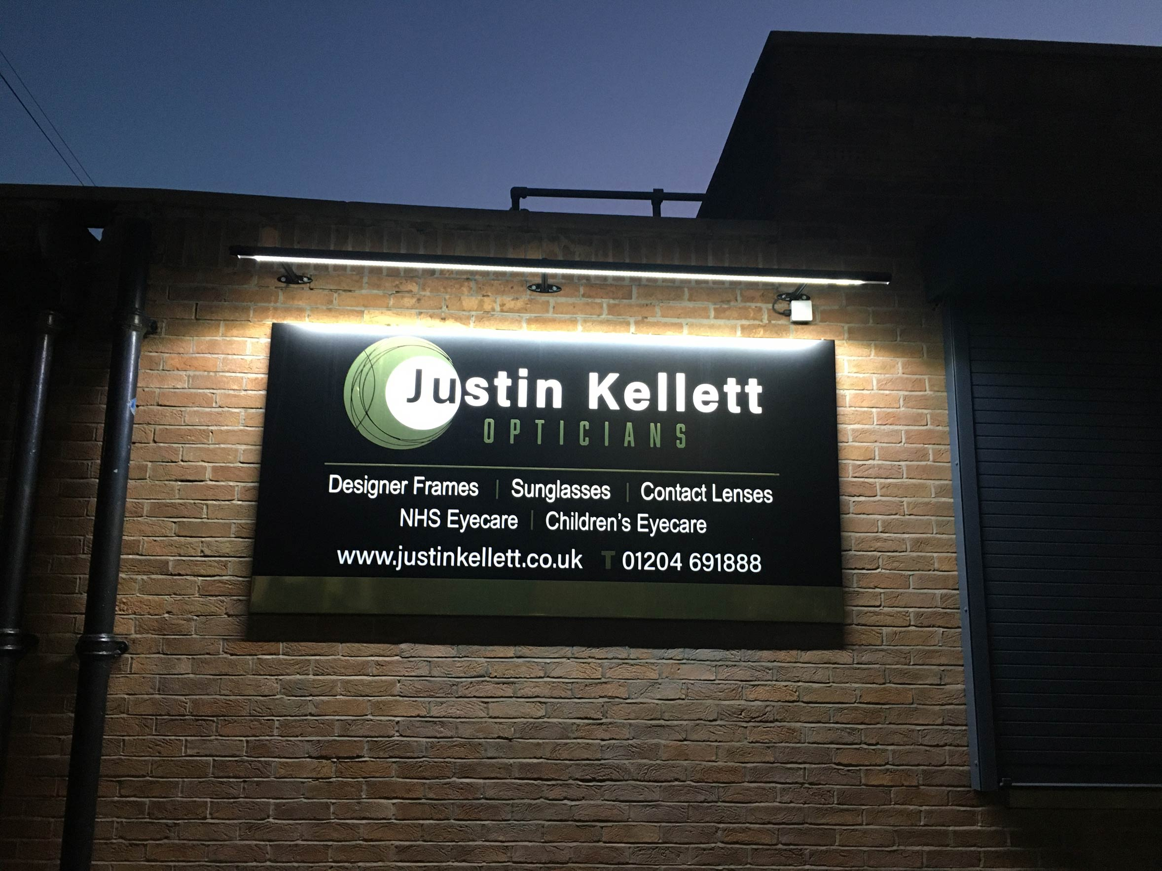 Justin Kellett Opticians