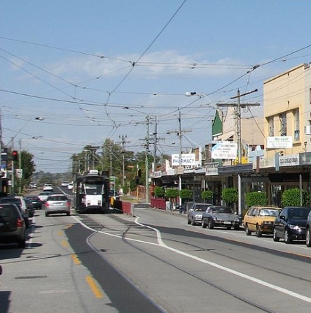 Oakleigh: It's all about trains and roads