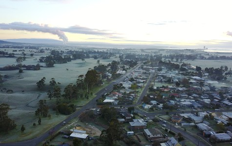 A Day in the Life of Yinnar