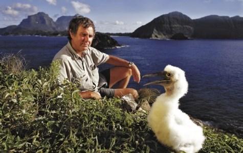 Scientist Ian Hutton