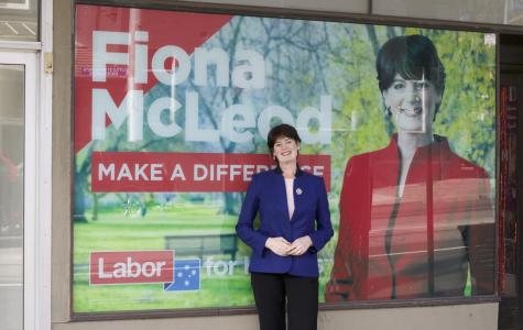 Fiona McLeod SC: From the Victorian Bar to the heart of Higgins