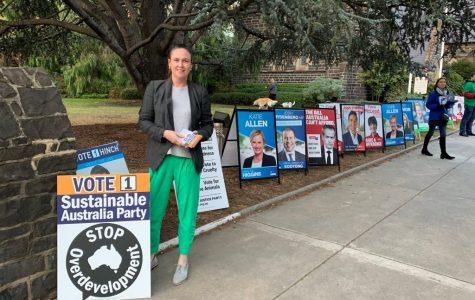 Michaela Moran: Sustainable Australia candidate for Higgins