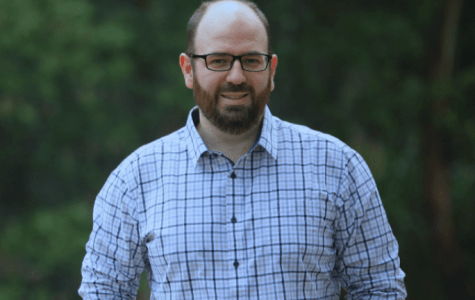 Dr. Nick Best, The Greens candidate for Lindsay