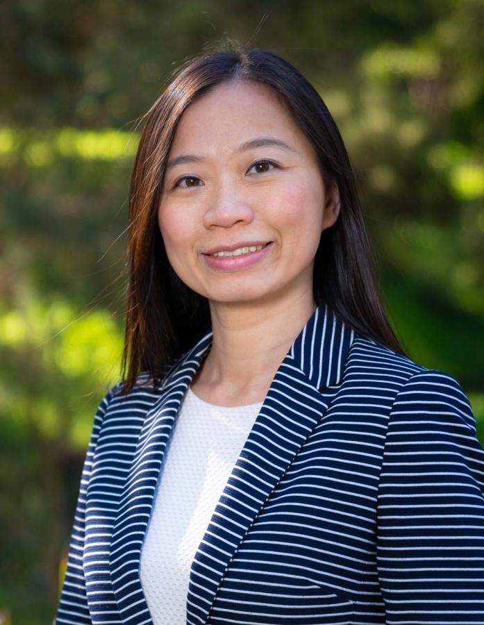 Labor's candidate for Chisholm Jennifer Yang. Photo supplied by the Australian Labor Party