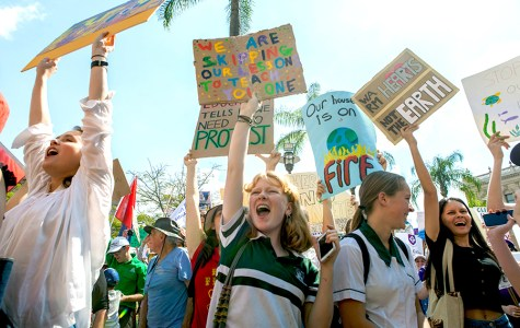 Climate activism votes with its feet