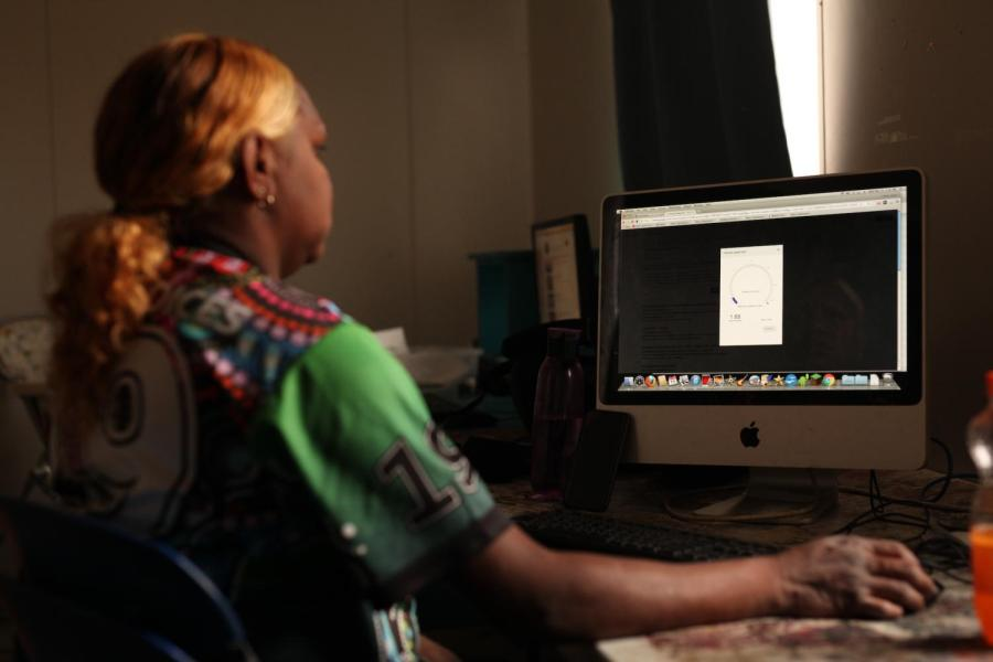 In town camps of Alice, coronavirus raises stakes of digital divide