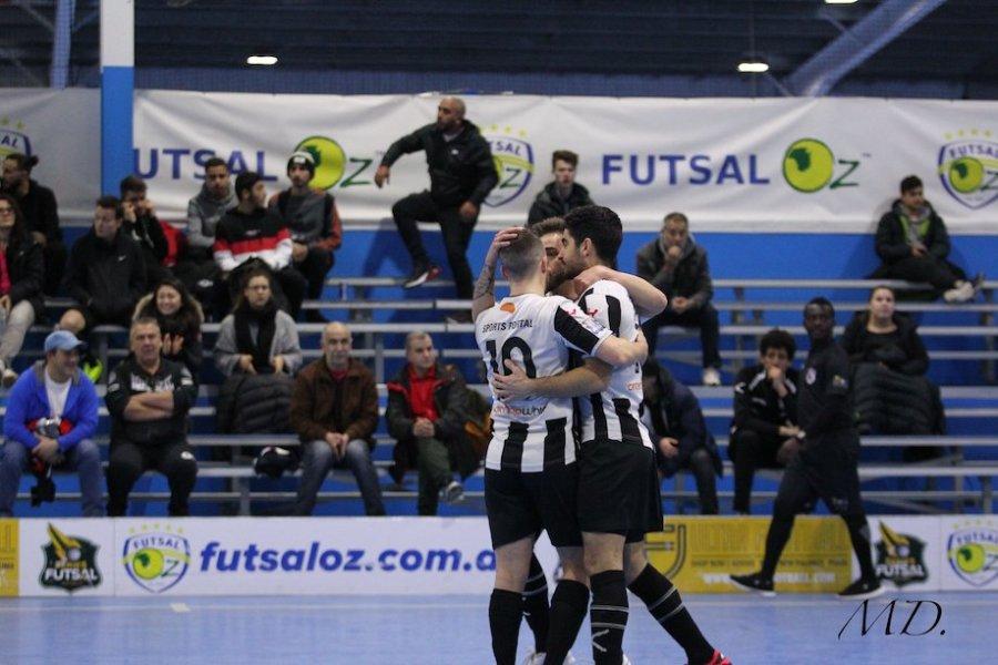 Indoor soccer at Futsal Oz in happier times. Photo: Monica Di Battista
