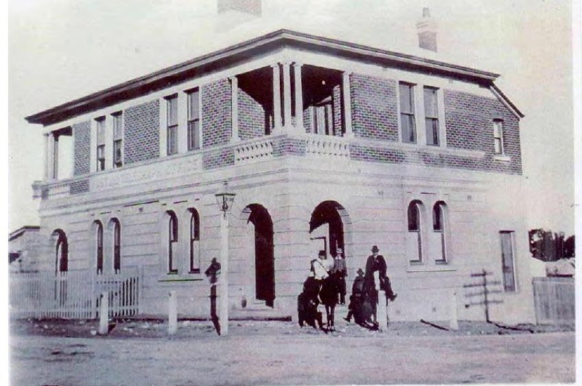 Old Post and Telegraph Office in East Fremantle  Source: Yard Property
