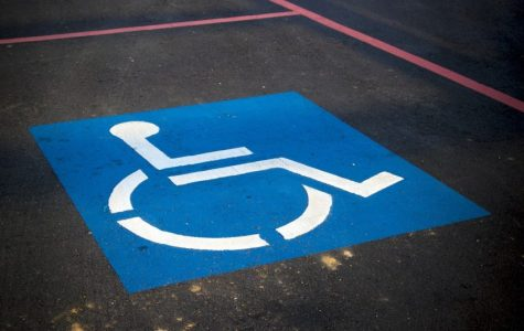 People illegally using disabled car parks is a constant issue for those with a physical disability. Image credit: Pixabay