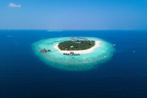 While fight island has been confirmed by UFC president Dana White, its location remains a mystery . Picture credit: Zunnoon Ahmed