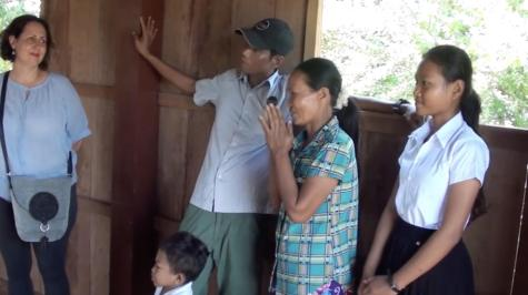 Restoring hope in a Cambodian village