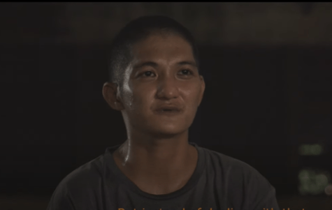 Jess Lacebal is a skateboarder from Malabon City in the Philippines who was born with congenital amputation