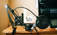Navigation to Story: New podcast: Making a Difference