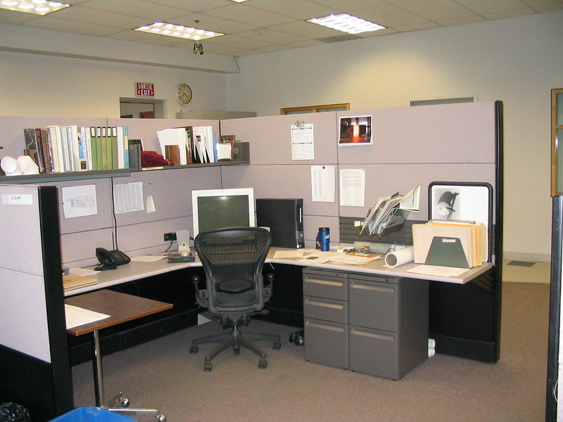 Returning to cubicle life isn't that appealing for the workers of Melbourne. Photo: Robbie Sproule (CC BY 2.0)