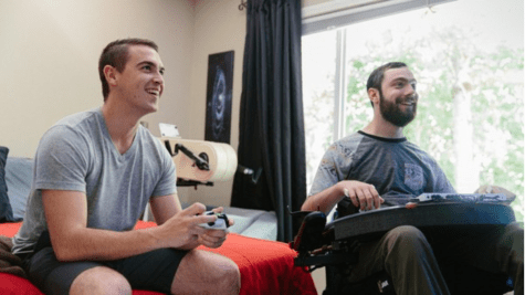 Disabled gamers have been calling for change in the industry for as long as gaming has existed. Picture: Microsoft.