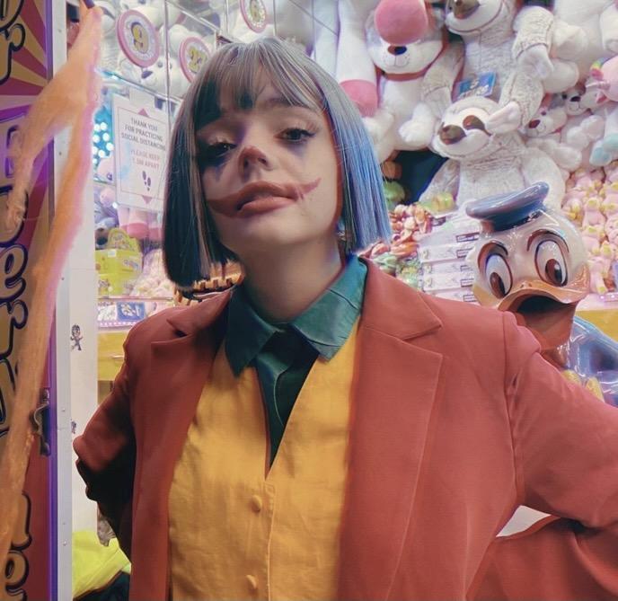 One of Maddison Beazley's cosplays on TikTok.