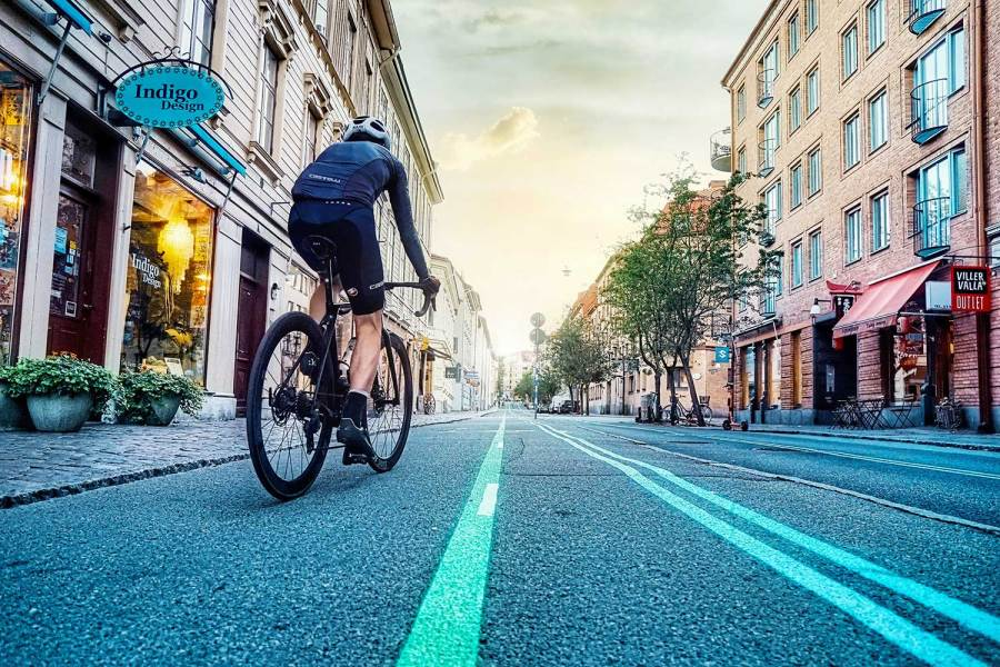 Researchers say drivers are aggressive to cyclists despite giving them more room. Picture credit: Martin Magnemyr on Unsplash