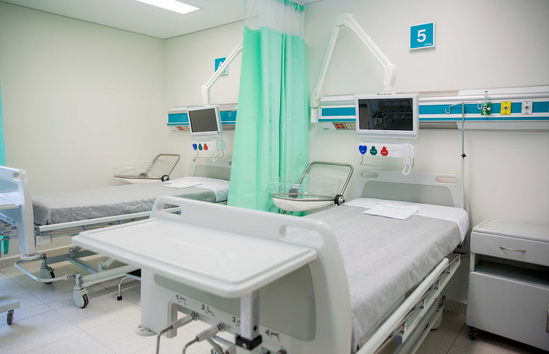 A hospital in Mexico. Photo: Presidencia de la República Mexicana / Flickr (CC BY 2.0)