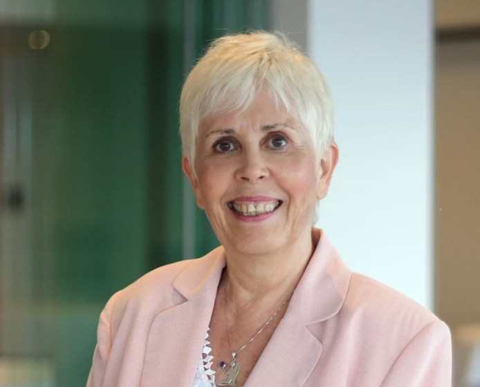 Mary Rodwell, principal and founder of the Australian Close Encounter Resource Network. Photo: Supplied