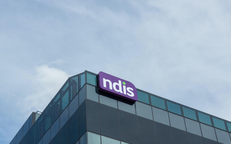 ndis building exterior