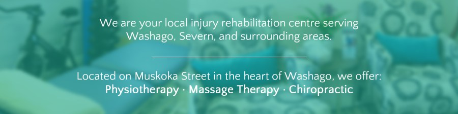 Physiotherapy - Massage Therapy - Chiropractic