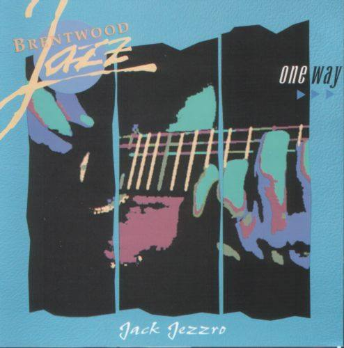 Brentwood Jazz; Jack Jezzro - One Way (1993)