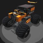 Simpleplanes Monster Truck Pumpkin Pie Mk 2