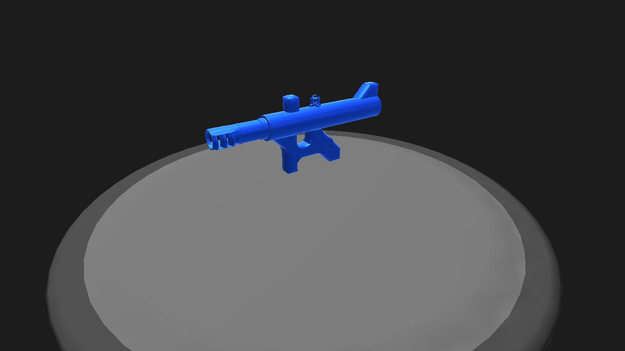 roblox arsenal concussion rifle my