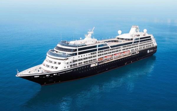 cruise ship photo for flight offset