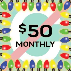 $50 Gift Icon