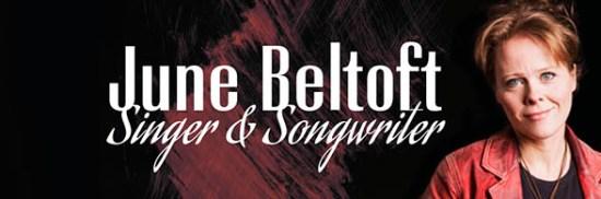 June Beltoft - musiker, sangskriver og huskunstner