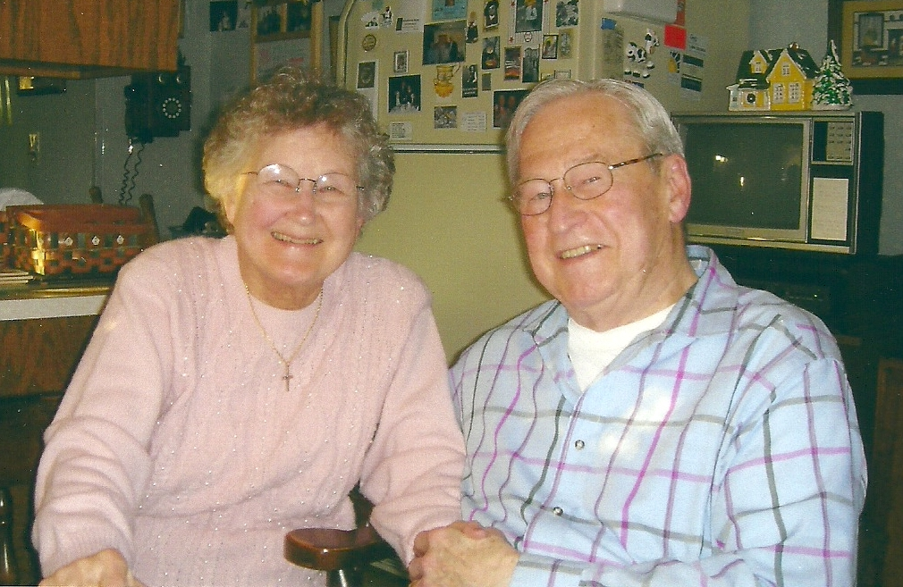 June and Stan 15 March 2005