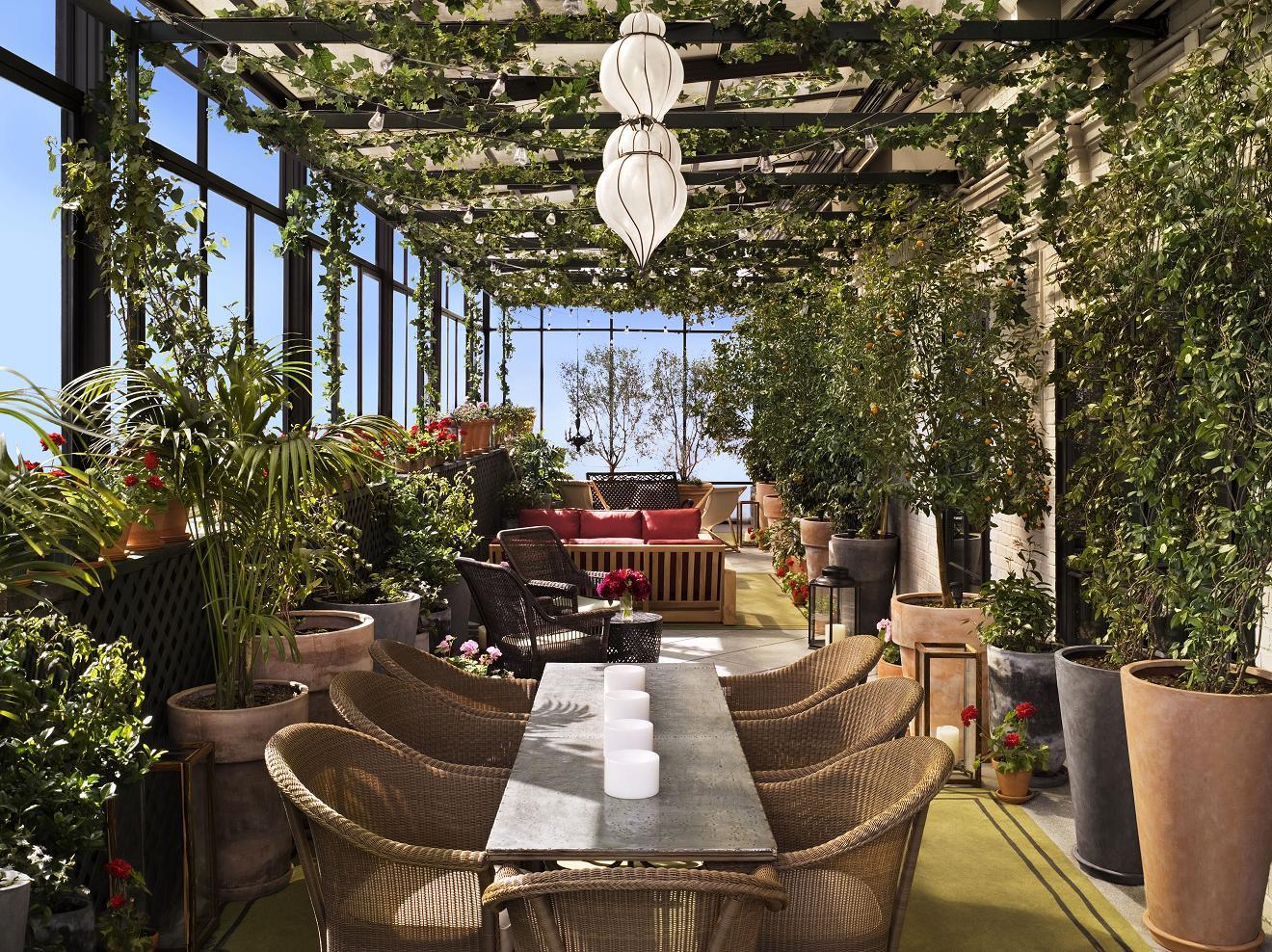 Gramercy Park Hotel Wedding Venue New York City Junebug Weddings