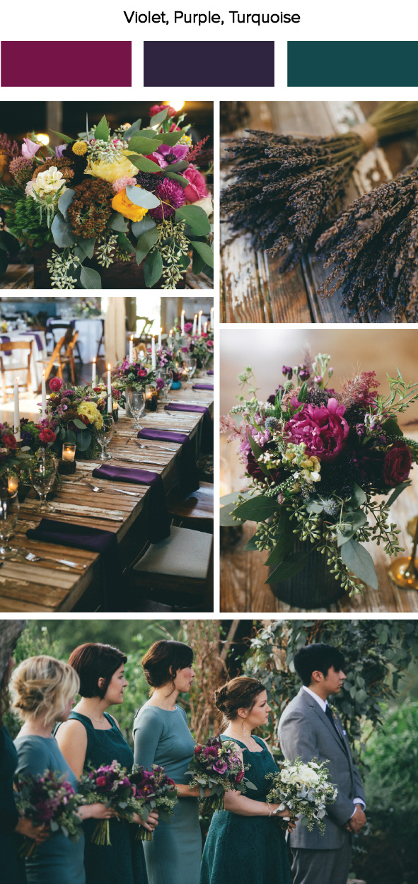 Fall Wedding Color Palette Ideas