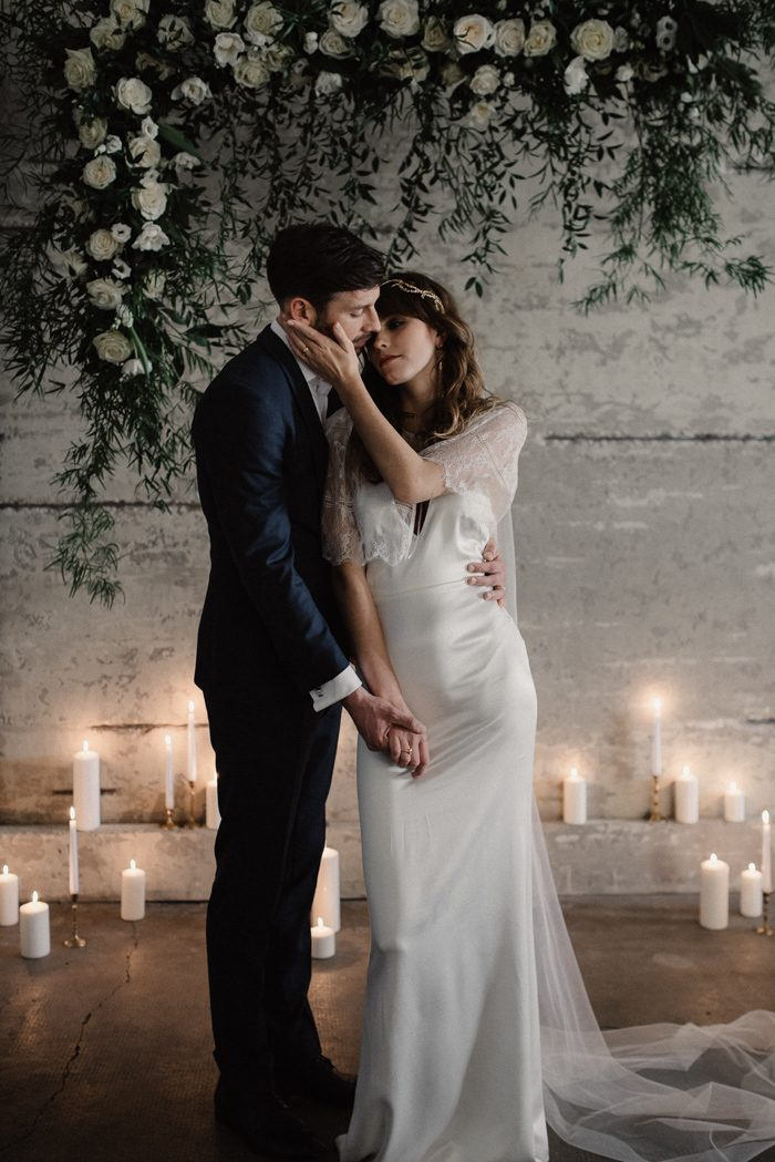 This Urban Wedding Inspiration Will Make You Reconsider