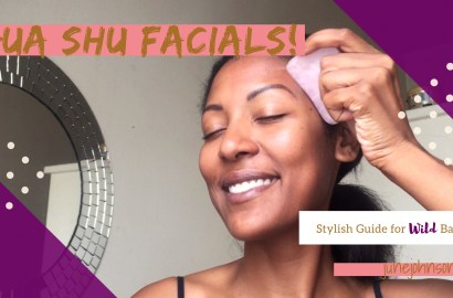 June Johnson Gua Shu Facials