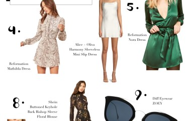 Holiday Style Trends