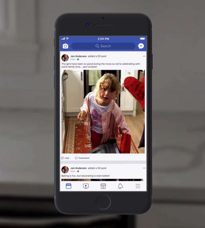 Facebook 3D Photos: What You Need To Know For Your Business