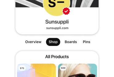 Pinterest to Launch Verified Merchant Program