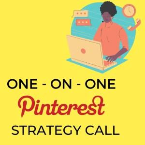 1hr Pinterest Strategy Call