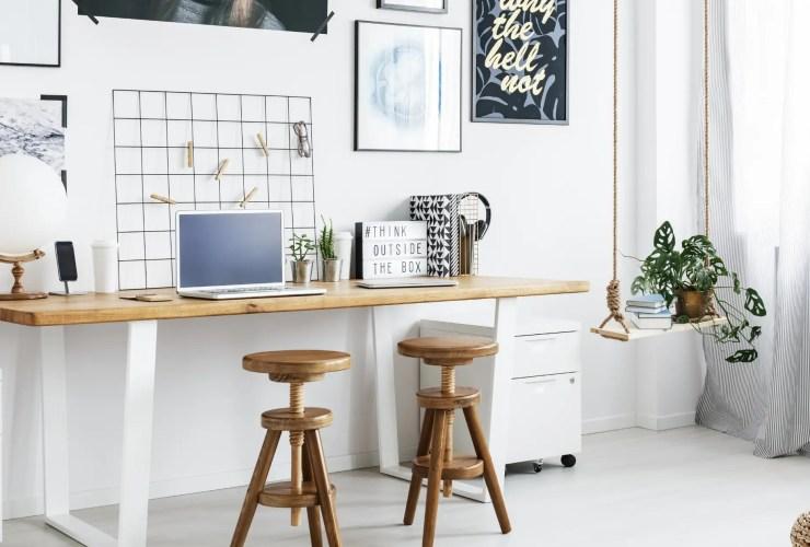 12 Useful Home Office Organization Ideas