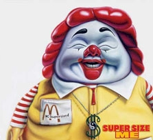 Ronald McDonald is Not Your Friend! | June's Journal image 4