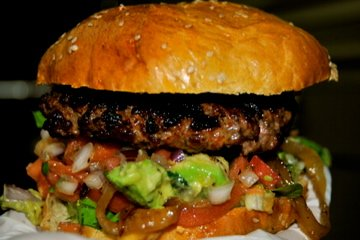 Burger.org: Organic Fast Food in South Philly | June's Journal image 2