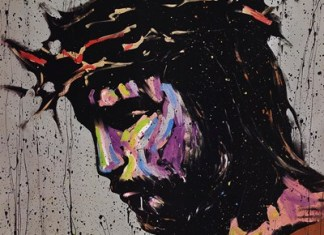David Garibaldi: Jesus Painting | June's Journal image 2