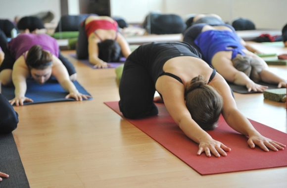 Repost:  Why Can't Yoga Just Be an Exercise? | June's Journal image 1