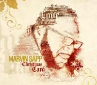 """""""Christmas Card"""" - Marvin Sapp"""