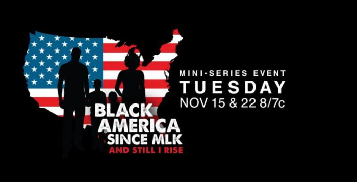 PBS Documentary:  Black America Since MLK | June's Journal