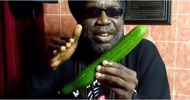 Forget Milk. Cucumber does the body good.   June's Journal image 1