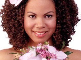 Natural Hairstyles for Brides, Bridal Party & Wedding Day Guests | June's Journal