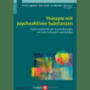 Therapie mit psychoaktiven Substanzen book cover